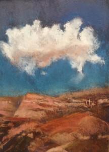 Utah Cloud by Joyce Van Horn