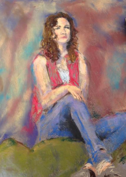 Jeannette Pastel